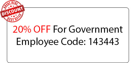 Government Employee Coupon - Locksmith at Zion, IL - Zion Il Locksmith